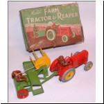 Charbens No.19 Tractor & Reaper, with box