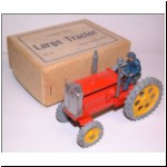 Charbens No.27 Large Tractor with box